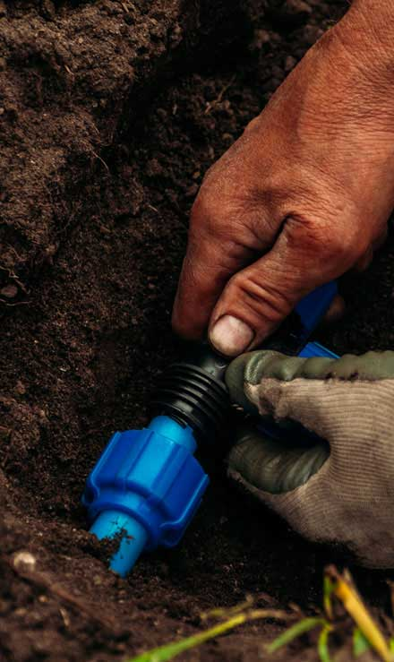 Gazal Landscaping Services, Inc. Irrigation Installation