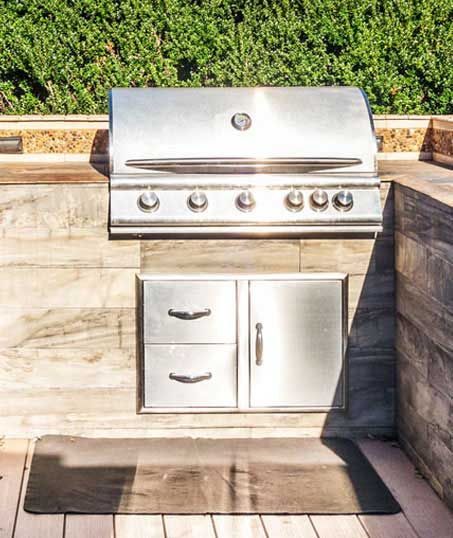 Gazal Landscaping Services, Inc. Outdoor Kitchen Services