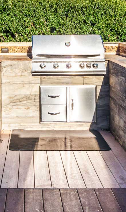 Gazal Landscaping Services, Inc. Outdoor Kitchen