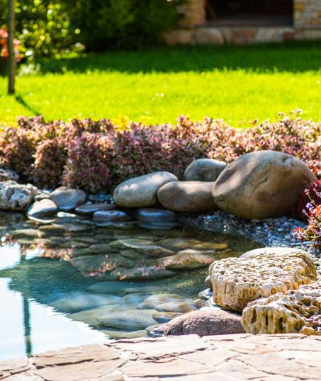 Gazal Landscaping Services, Inc. Residential Water Features